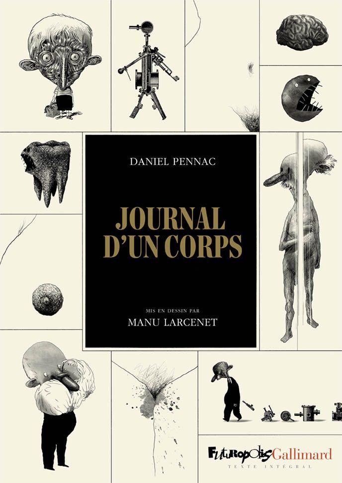 Journal d'un corps - Pennac & Larcenet