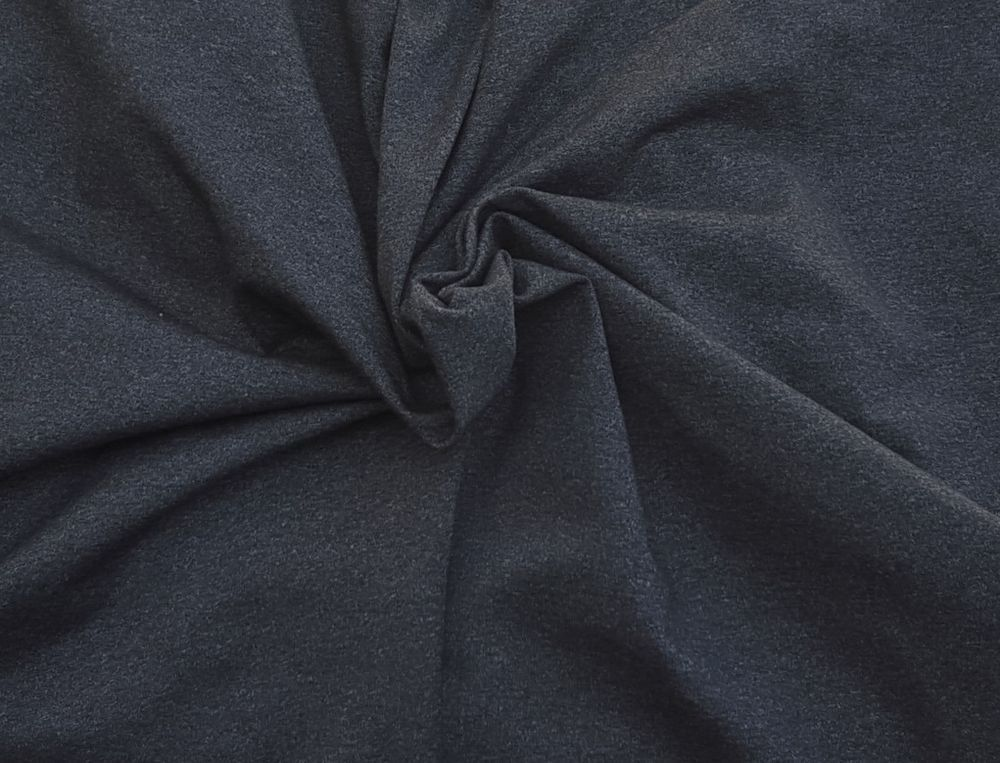 e61c33abd9b Heather Charcoal Spandex Fabric Heavy Weight Activewear by Yard Stretch  10/15 #EcoFriendly