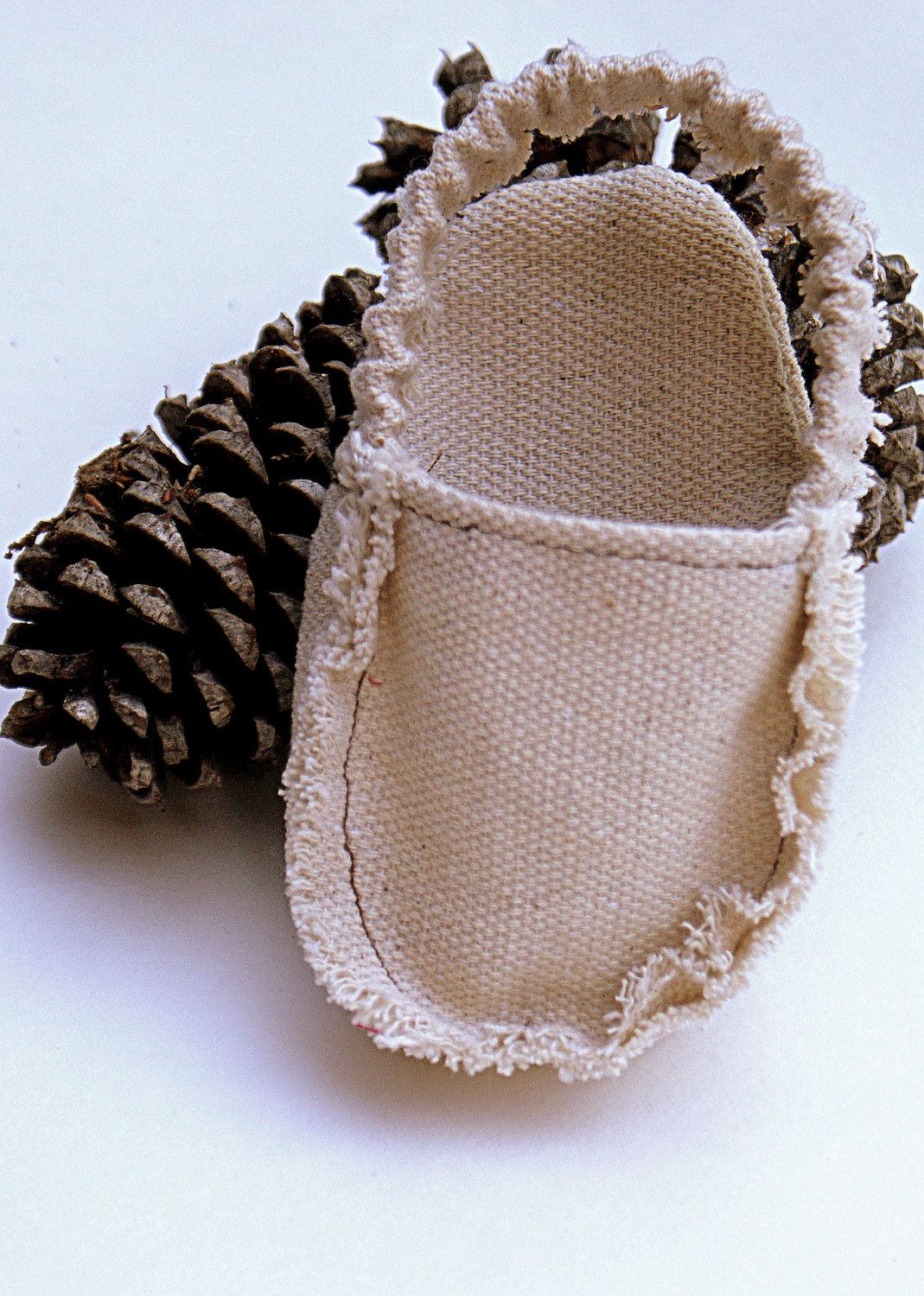 INSTANT DOWNLOAD Frayed Baby Shoe sewing pattern PDF loafers ...