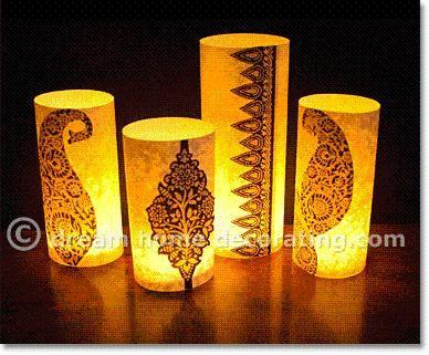 Diy Lanterns Diy Make A Paper Lantern Free Printable