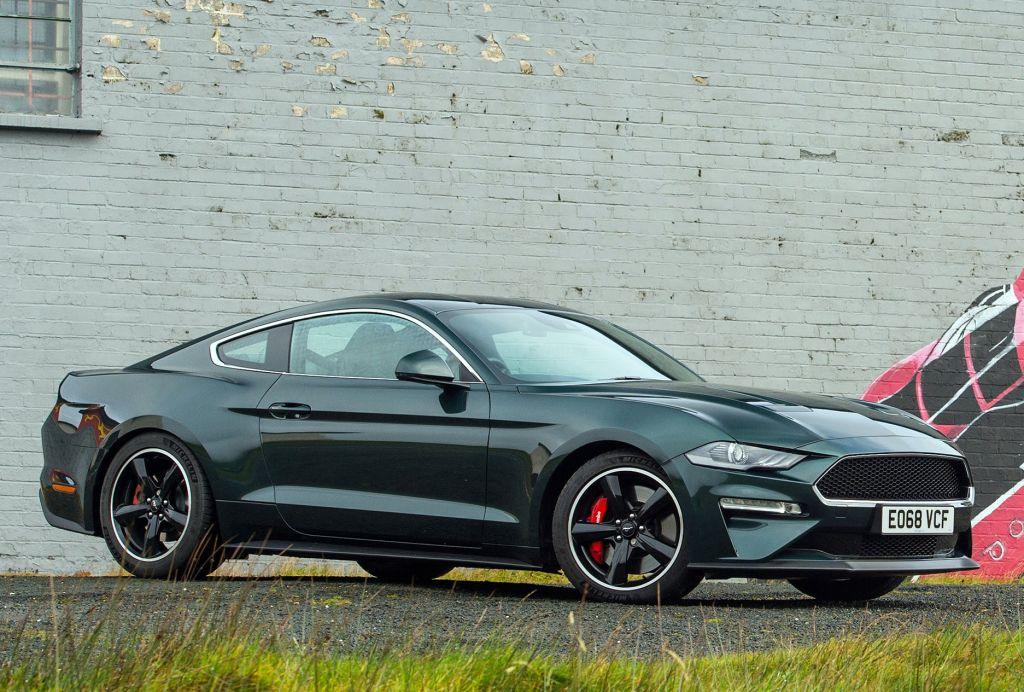 Ford Mustang Bullitt Uk Spec 2018 Ford Mustang Bullitt