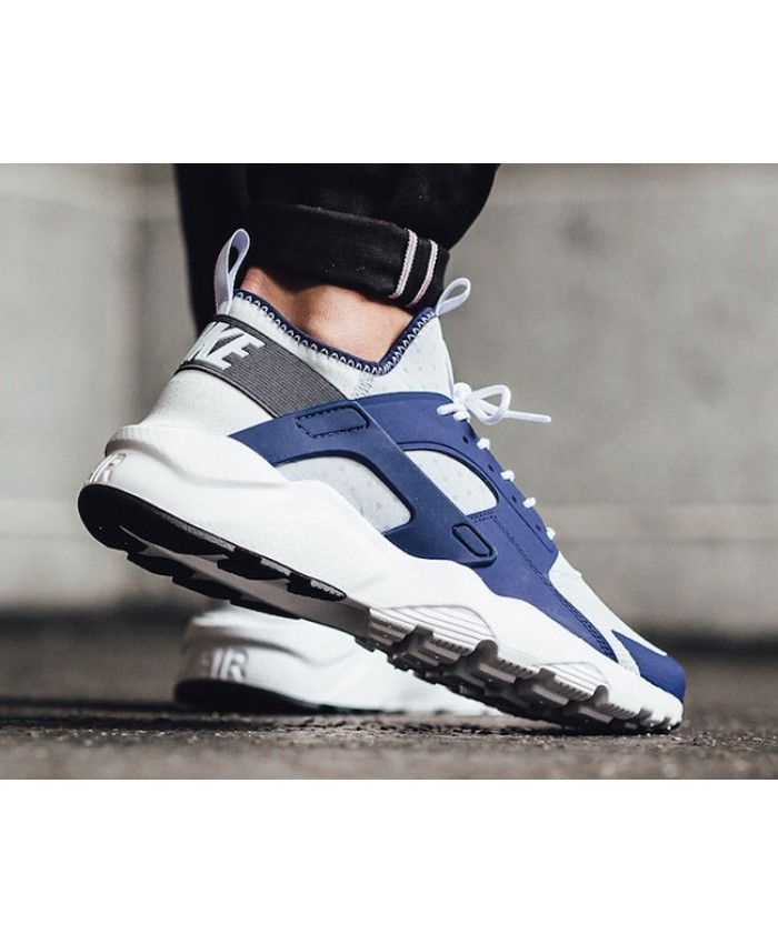 Nike Air Huarache Run Ultra Binary Blue Trainer From the appearance of the color is very