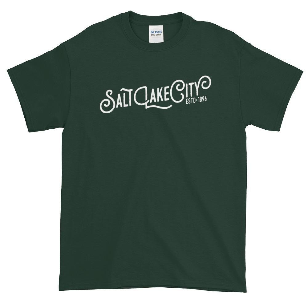 Salt Lake City Utah Short-Sleeve T-Shirt