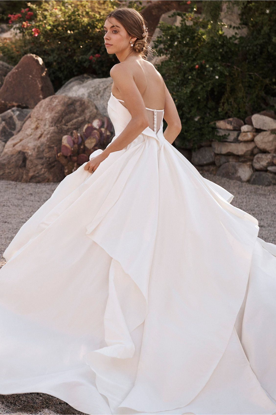 a201d262b82 Carrington Gown Ivory in Bride. Carrington Gown from BHLDN