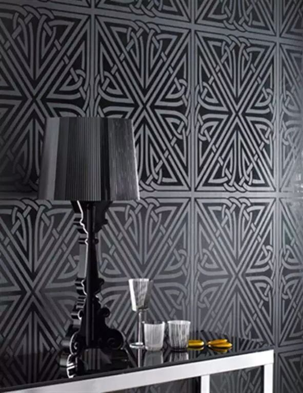 Biba Wallpaper | Bathroom Ideas | Pinterest | House