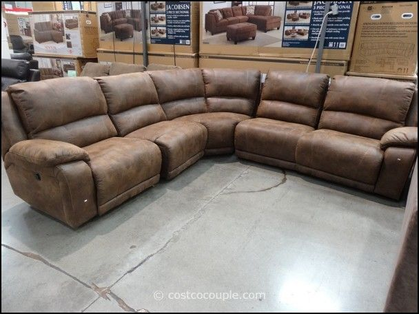 Sectional Sofas With Electric Recliners Furniture Sofa