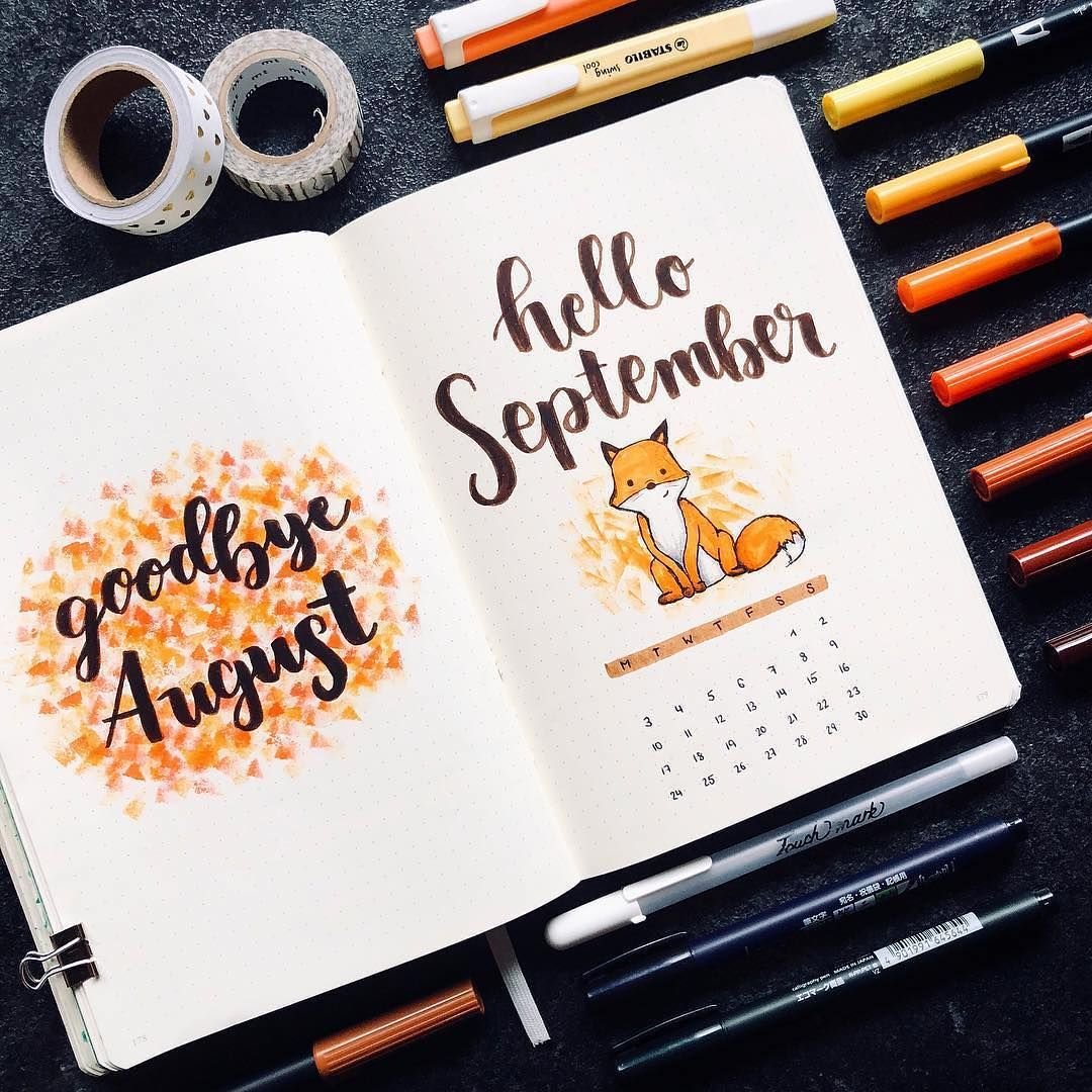 I hope everyone had a wonderful August and is ready for an amazing September