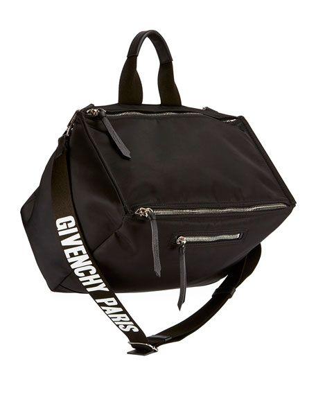 8c6de1aec0 GIVENCHY Men S Pandora Nylon Crossbody Bag