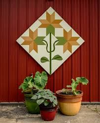 unusual barn quilt designs - Google Search