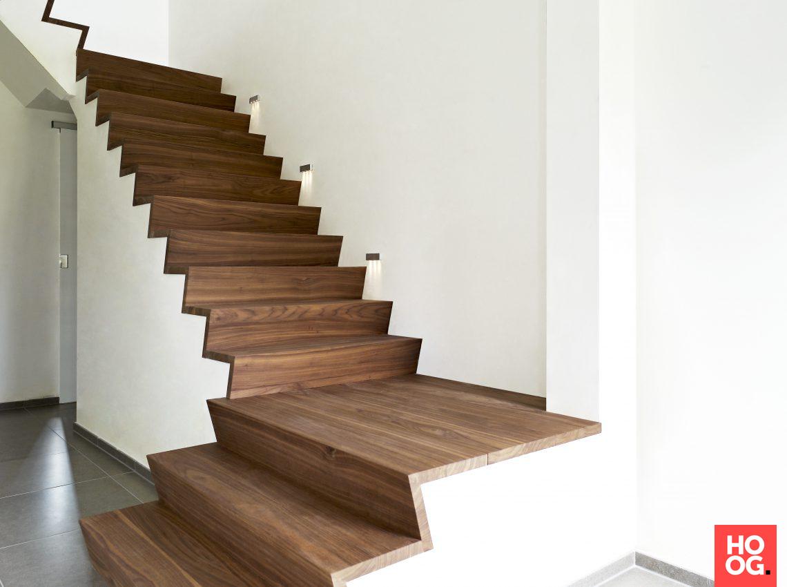 Betonnen Trap Inspiratie : Trappen demunster moderne trappen hoog □ exclusieve woon en