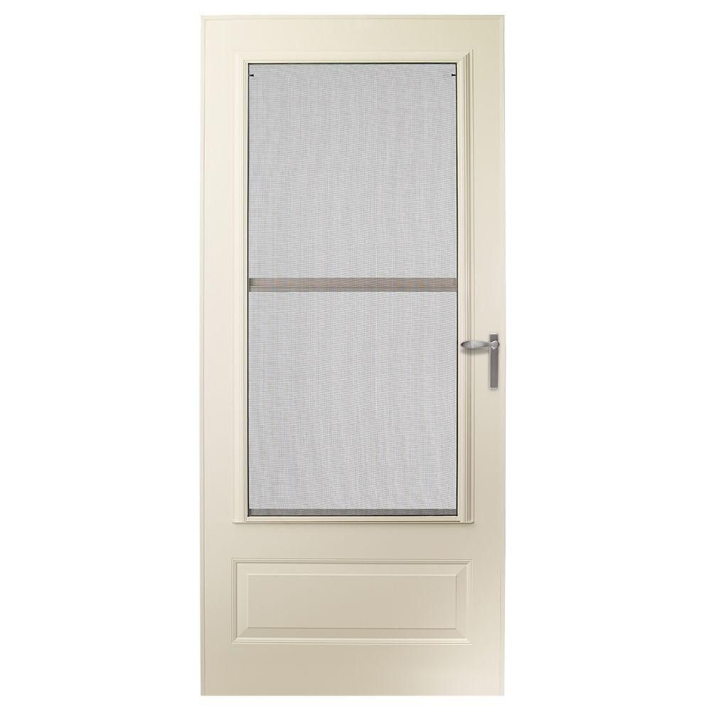 Emco 36 In X 80 In 300 Series Almond Brown Universal Triple