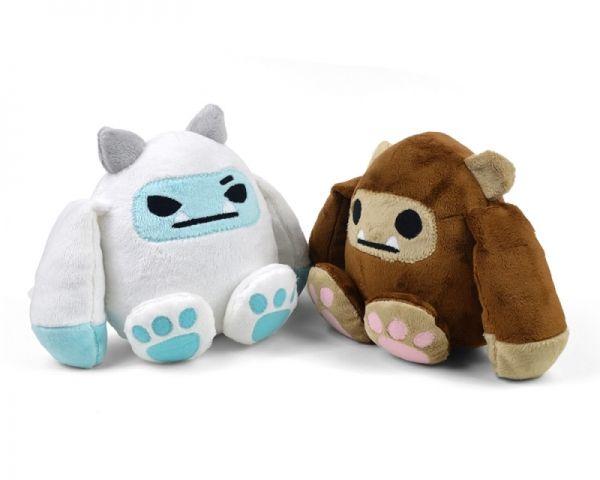 Bigfoot & Yeti Plush Toy Sewing Pattern | puppies <3 | Pinterest