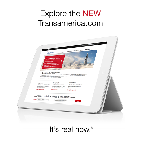 Access information about Transamerica products and