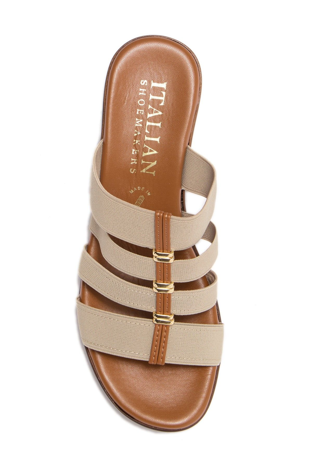 d5997e56c Clover 4-Band Slide Sandal by Italian Shoemakers on @nordstrom_rack