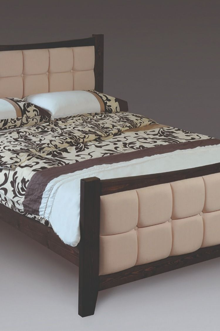 Beautiful Solid Wooden Bedsteads Can Be Painted In Several Colours