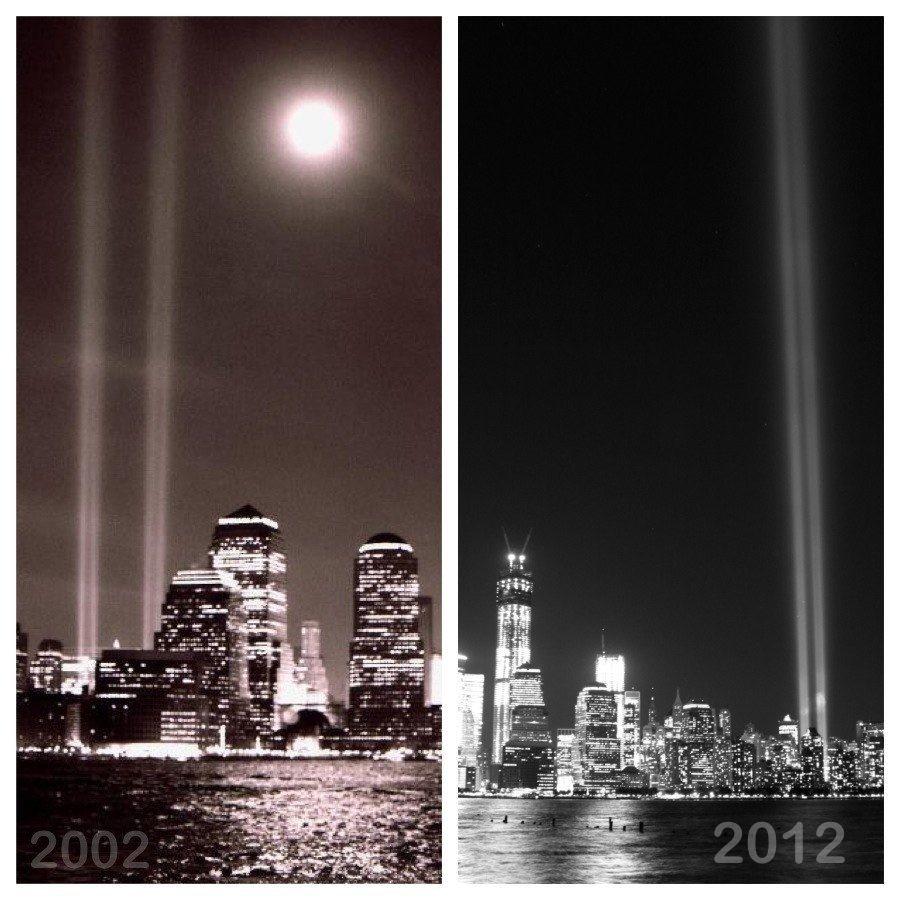 #tributeinlight #september11th