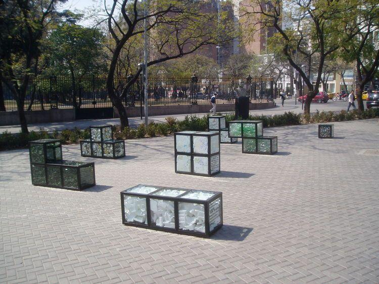 Tetris Mobiliario Urbano Pero De Residuos Ideas