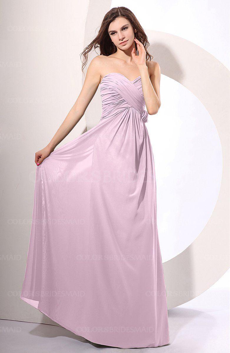 ColsBM Danica - Baby Pink Bridesmaid Dresses