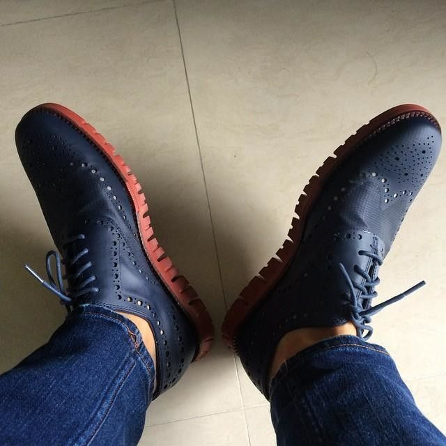 The new #colehaan #zerogrand shoes | himbolicious | Cole Haan