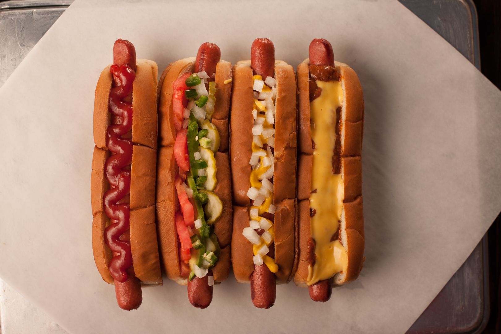 July 23rd is National Hot Dog Day! Celebrate at Meatheads