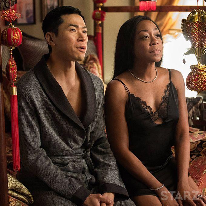 Asiatisk og svart Interracial dating