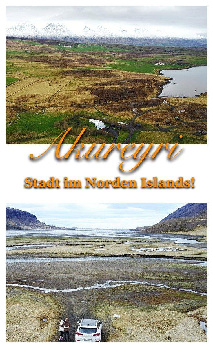 Akureyri Die Stadt im Norden Islands Reisen, Stadt und