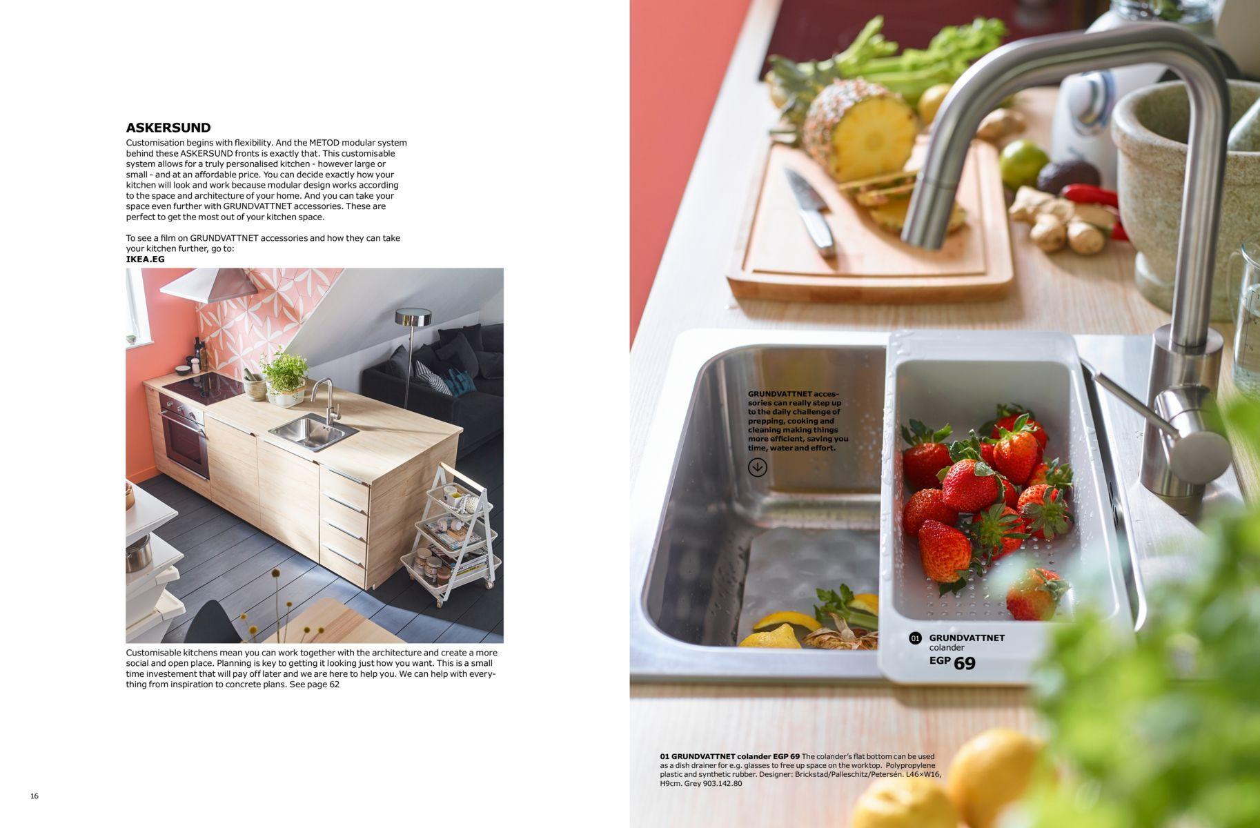 Kitchen Brochure 2018 | Kitchen idea | Pinterest | Brochures ...