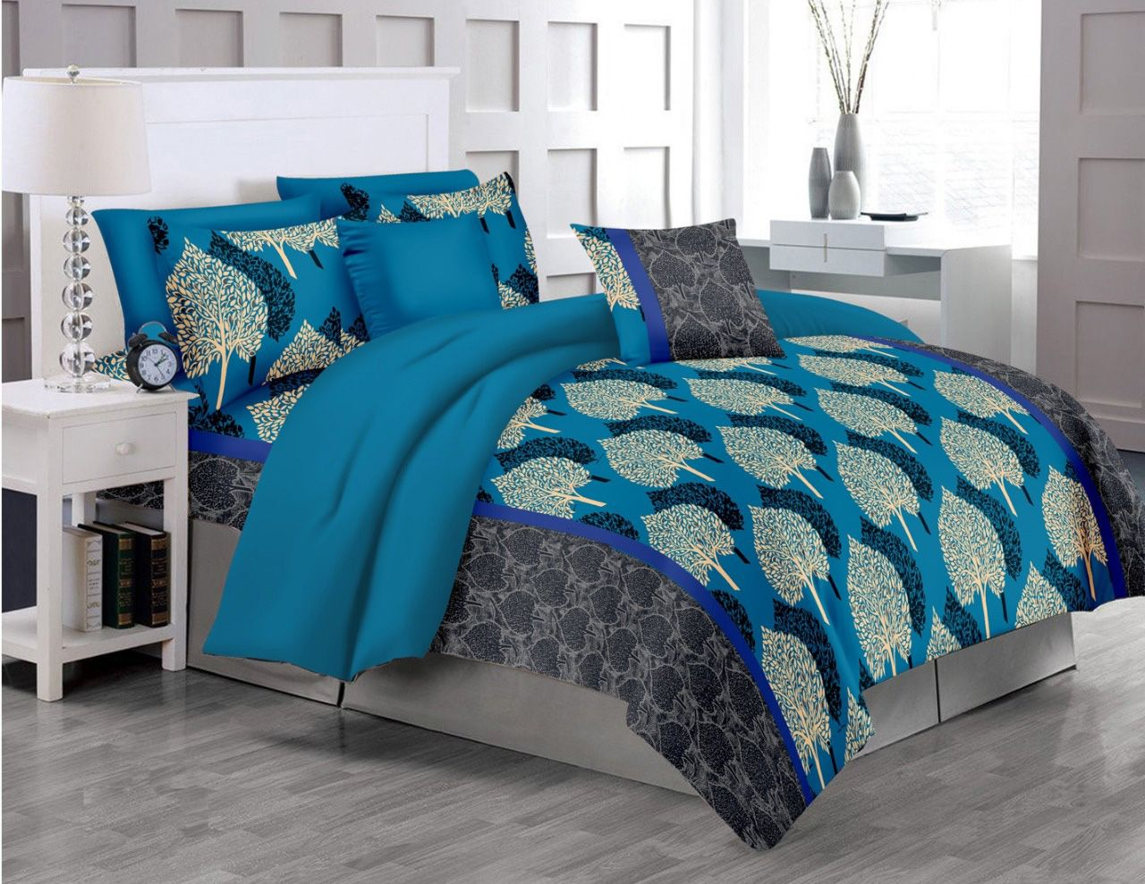super king size bed in 2020 Bed, Bed sheets, White bed