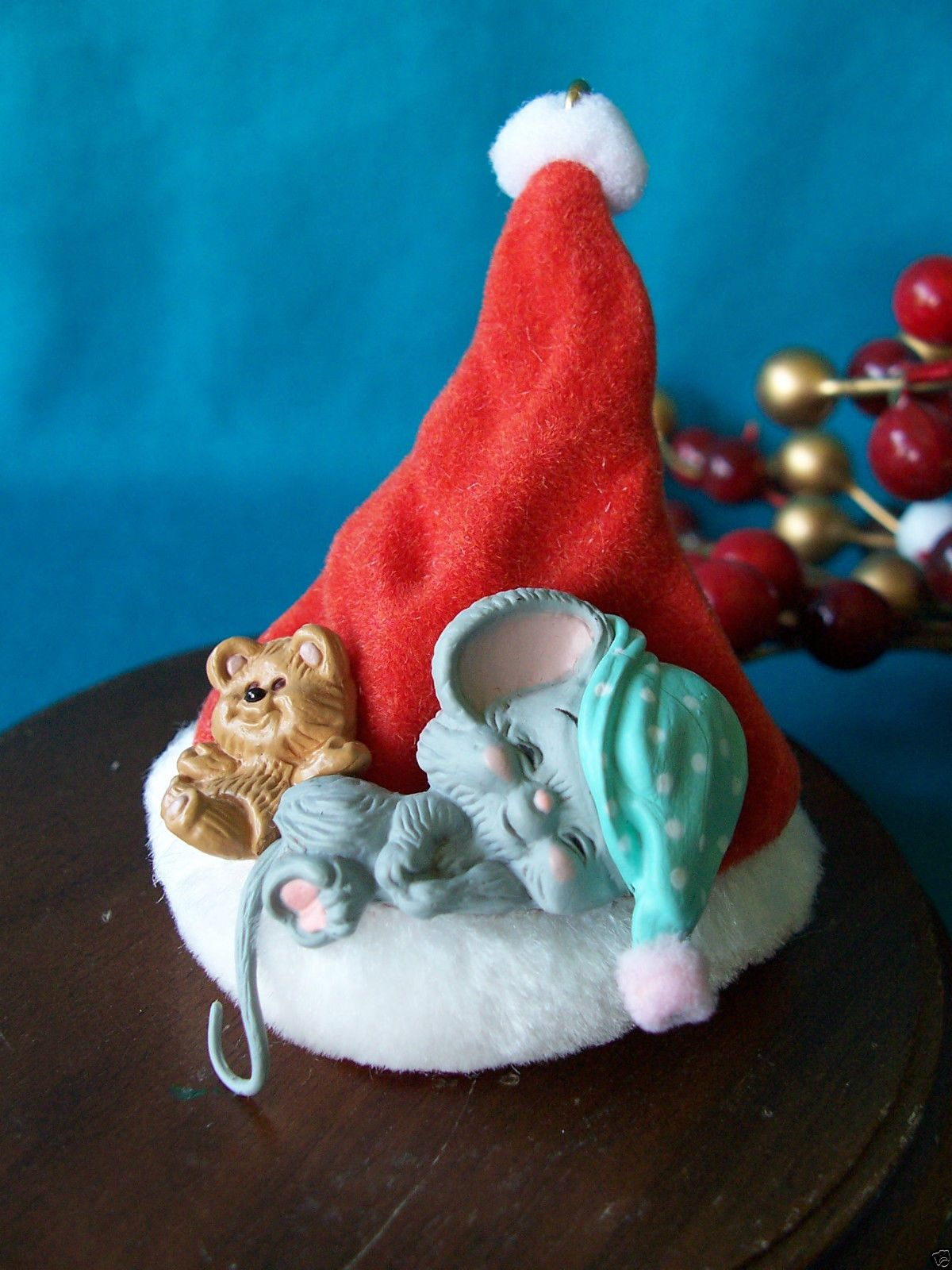 Details About Vintage Hallmark Night Before Christmas