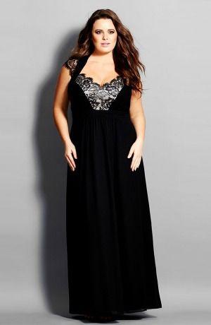 20 Plus Size Evening Gowns For Your Next Black Tie Event Black Tie