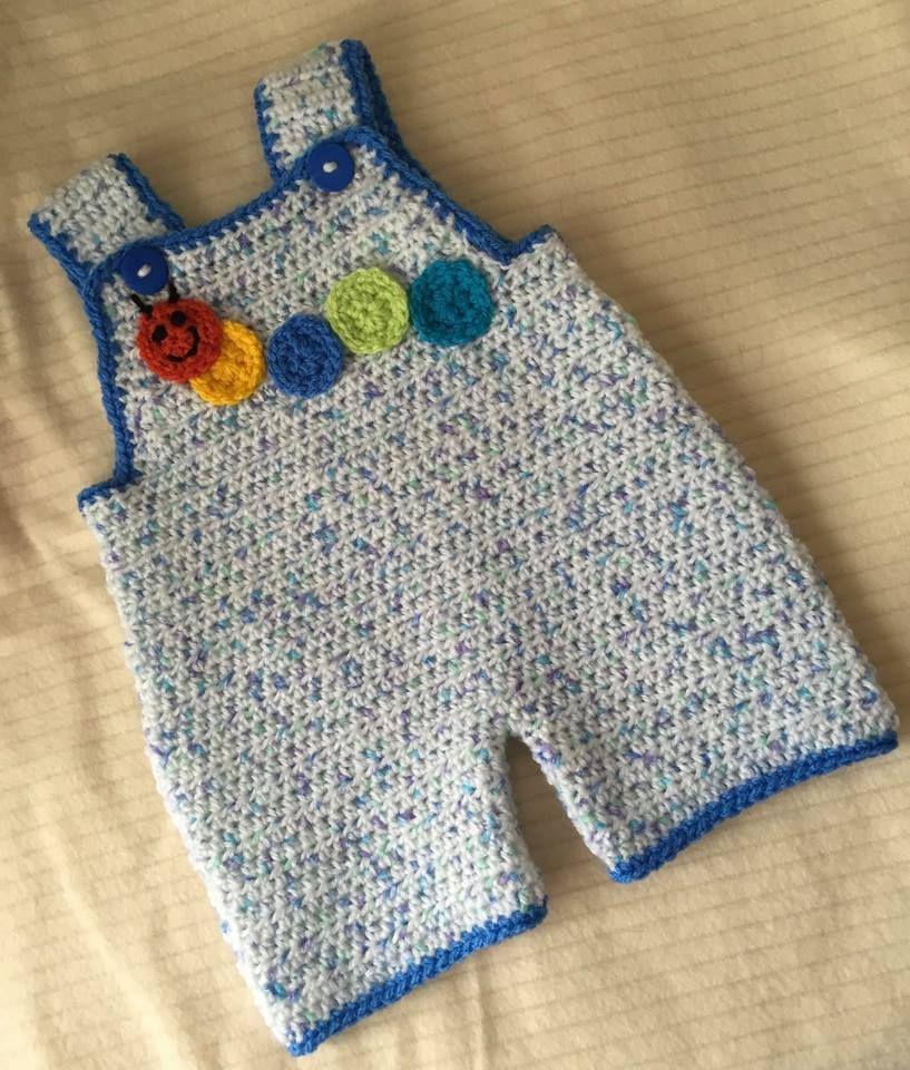 Lindas Crafty Corner Baby Dungaree Pattern Baby Pinterest