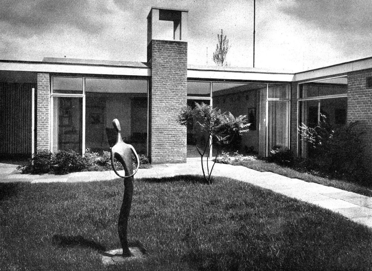 Jonasgrossmann: Albrecht Brandiu2026 Dortmund, 1959@ Germanpostwarmodern