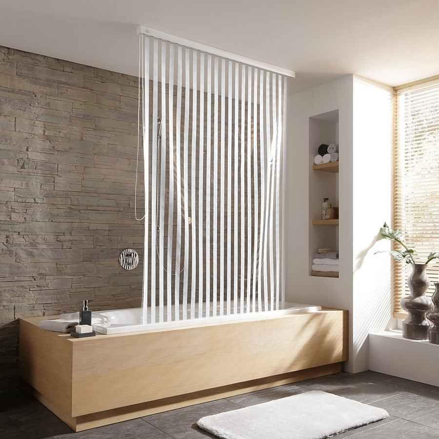 Kleine Wolke Duschrollo 134 X 240 Cm Stufenlos Herunterziehbares Duschrollo Online Kaufen Otto In 2020 Duschvorhang Duschrollo Badewanne Mit Dusche