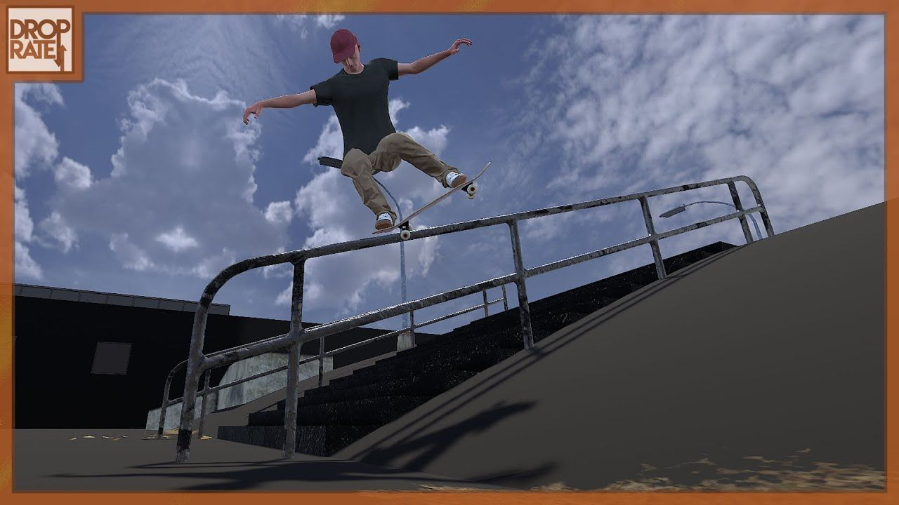 how to ollie higher in skater xl
