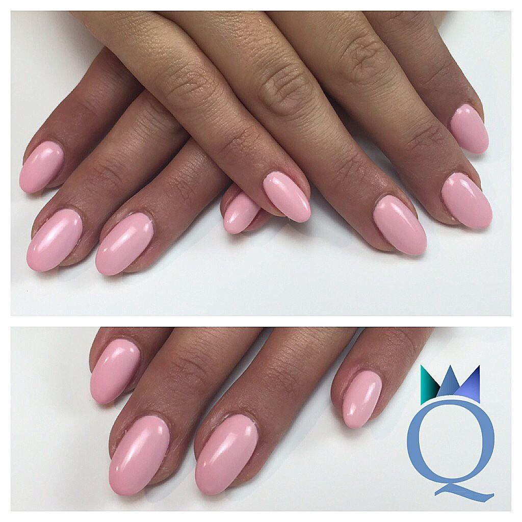 roundnails #gelnails #nails #rose #rundenägel #gelnägel #nägel #rosa ...