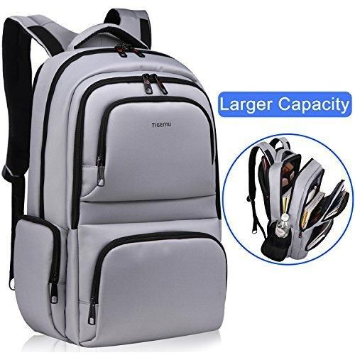 Kuprine Water Resistant Slim Business Laptop Backpacks for Men Lightweight  College Computer Backpack Fits Most 15.6 Inch Laptops and Tablets Anti  Theft ... 2adc3a0c311de