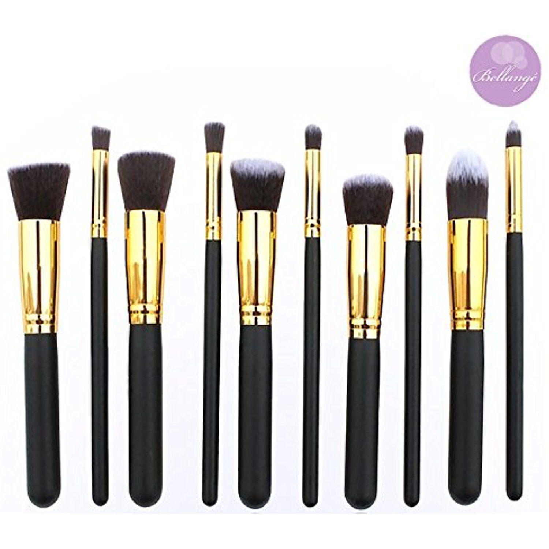 Bellangé Makeup Brush Set10 PiecesKabuki BrushesBest
