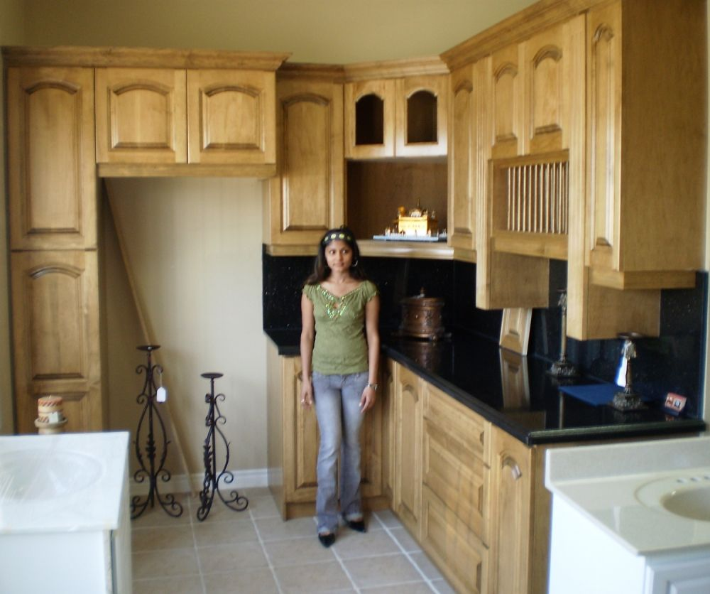 European Style Kitchen Remodeling Ideas: Magnificent Modern Style Wooden Kitchen Cabinets Pictures