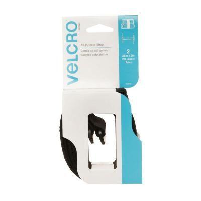 Velcro Brand 3 Ft X 2 In Velstrap Straps 2 Pack 90440acs
