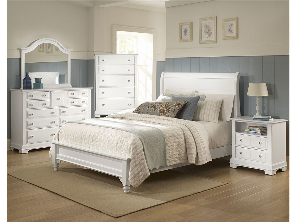 Vaughan bassett youth bedroom chest bb24 115 woodley 39 s for Spring hill designs bedroom furniture