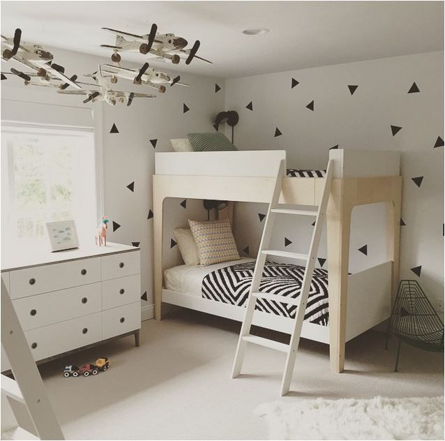 the boo and the boy kids\u0027 rooms on instagram Alcoba infantil