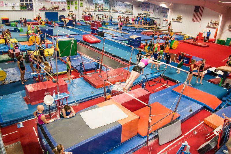 Image result for gymnastics gyms gym designs pinterest