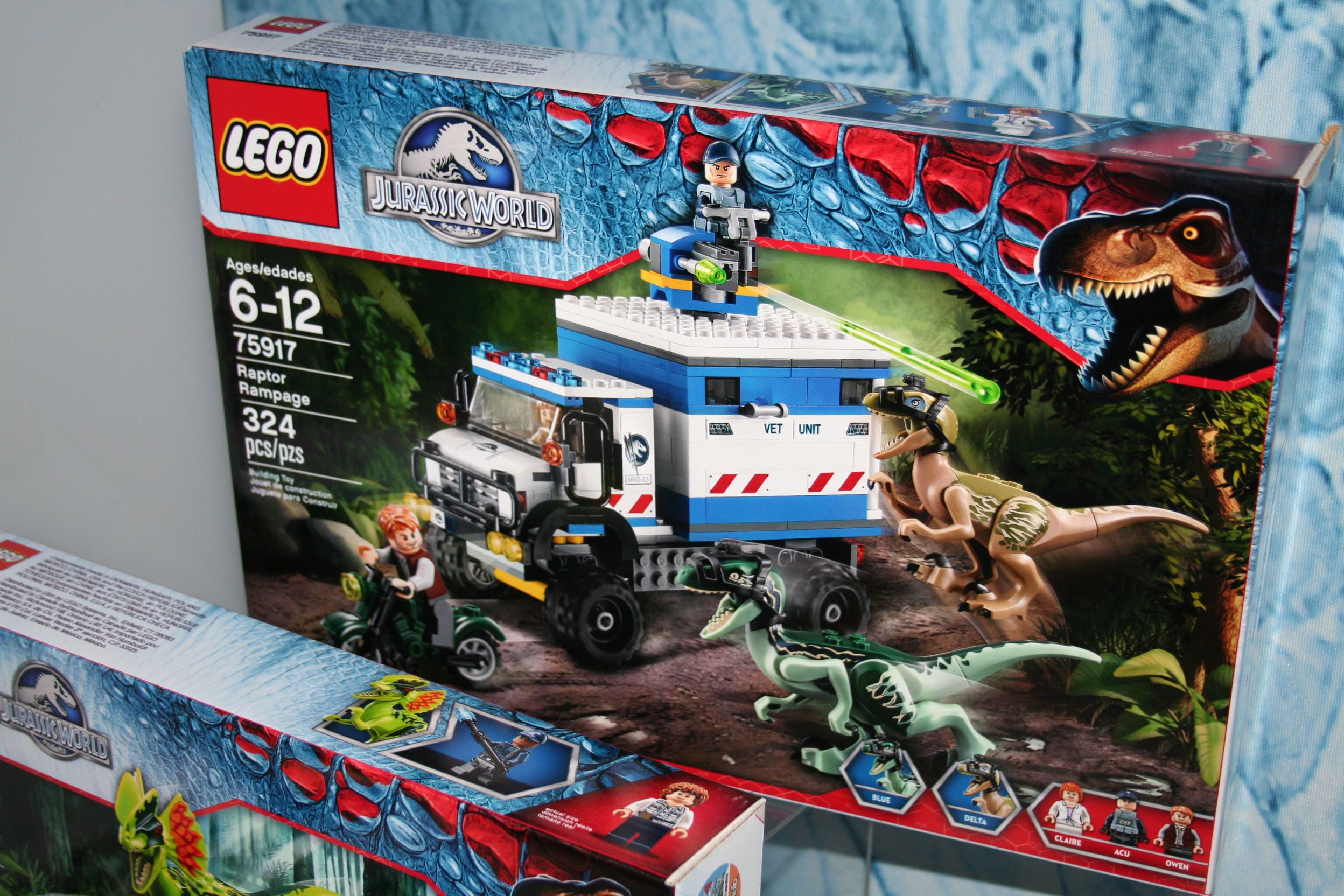 2015 Hottest Holiday Toys LEGO Jurassic World Review