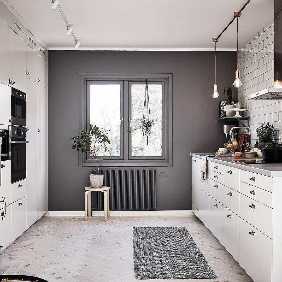 House via stadshem on Instagram Kitchens