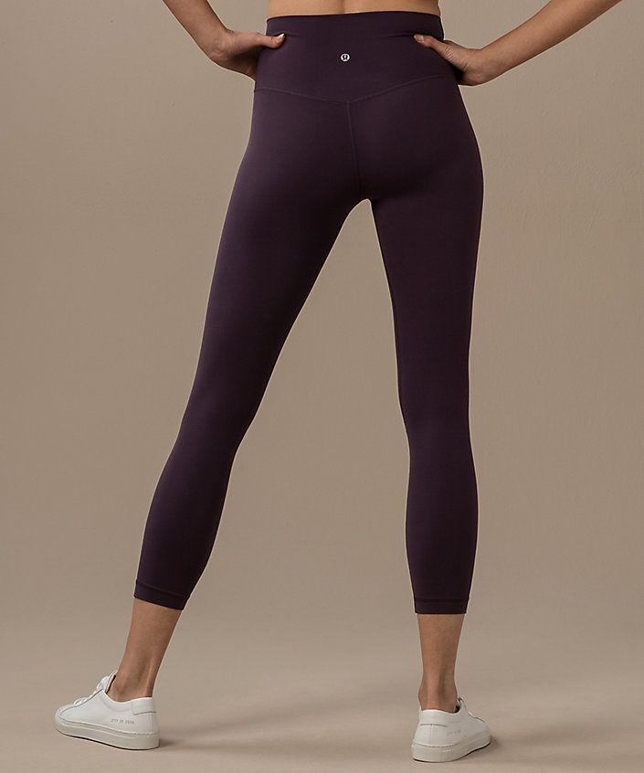 e444d15d71 Align pant II $98 Black currant Athletic Pants, Athletic Outfits, Athletic  Wear, Lululemon