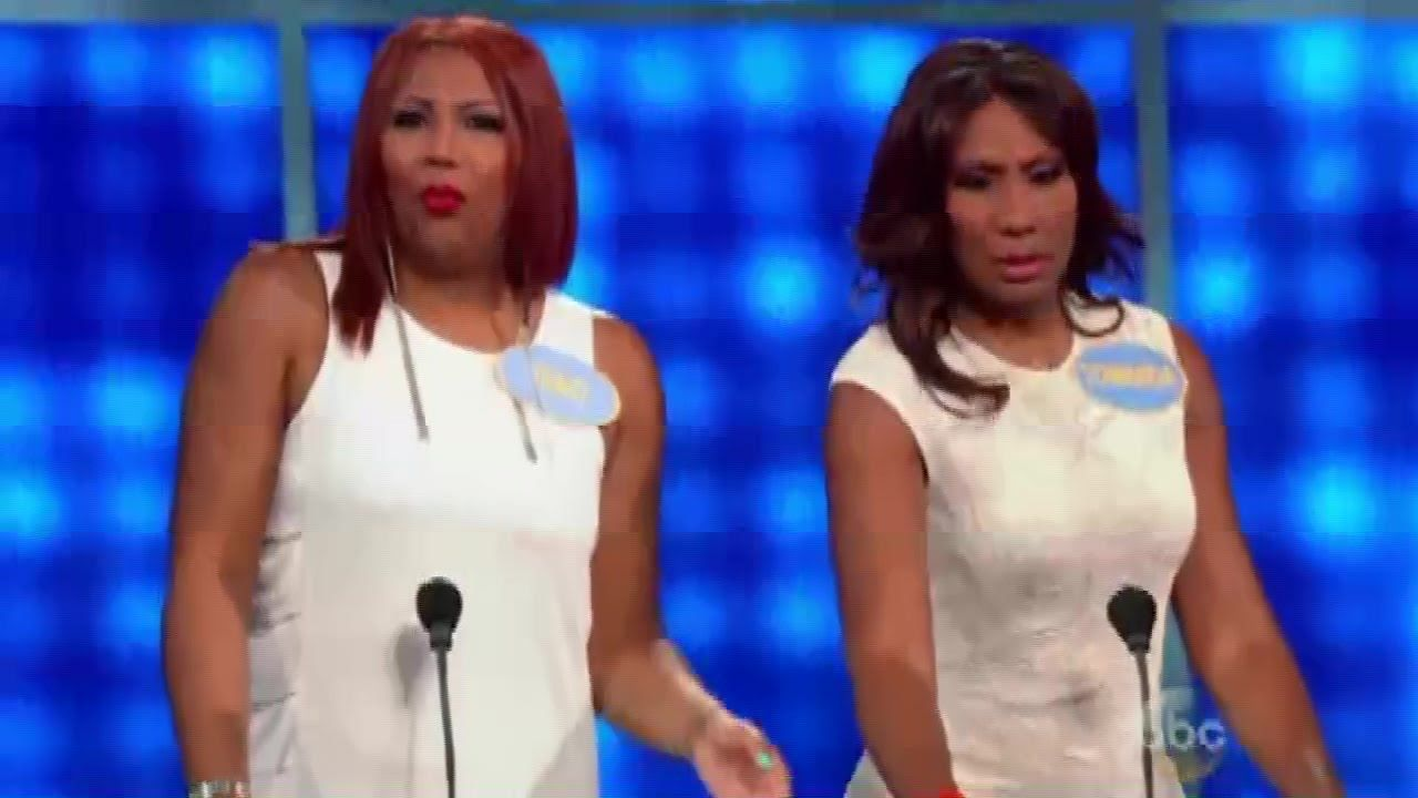 Is family feud filmed in georgia - Anthony Anderson Vs Toni Braxton L Celebrity Family Feud Episode 1 2015