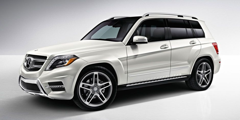 Take a look at the new mercedes benz glk class luxury for Mercedes benz car names