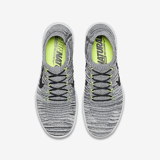 Femmes Nike Flyknit Gratuit Rn 2017 Tahoe Blanc