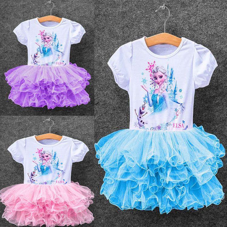 Vestidos Das Meninas Quentes Roupas Vestido Anna Menina Vestido De Princesa Vestido De Festa Para Criancas Rain Kids Dress Kids Party Dresses Frozen Elsa Dress