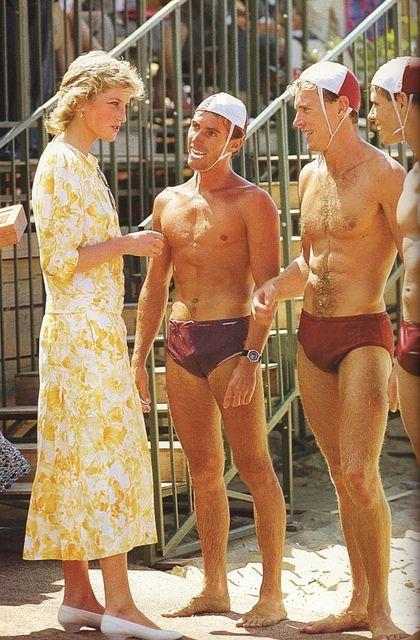 Delightful royal princess diana nude